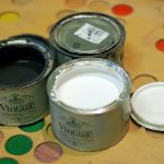 Stylizacja mebli w stylu Shabby Chic za pomocą farb kredowych